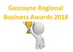 Gascoyne Regional Business Awards 2018
