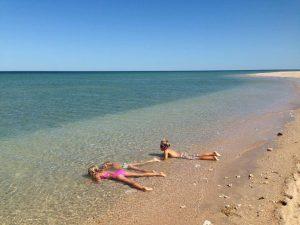 Snorkelling Ningaloo Reef - Turquoise Bay