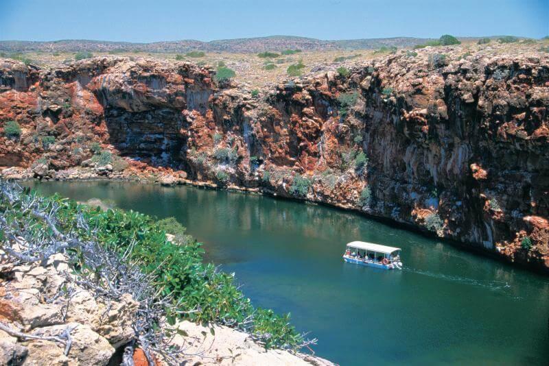 Yardie Creek Boat Tour